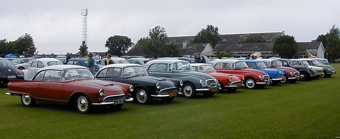 Classic Car Events in 2017