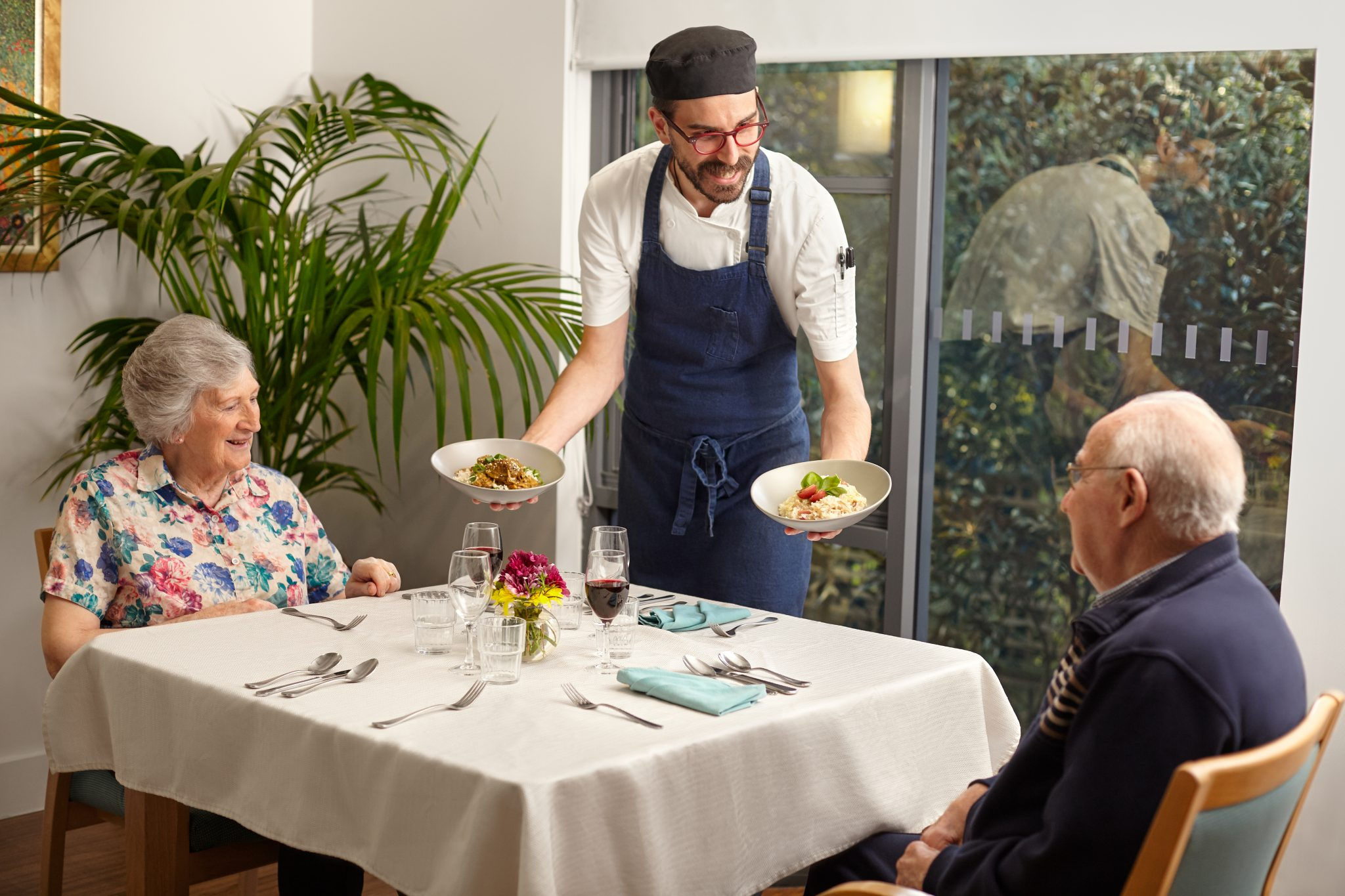 Gold Age Australia Camberwell Gardens Chef's Meals