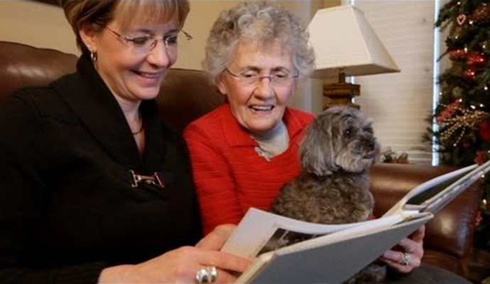 Ideas for elderly caregivers at home