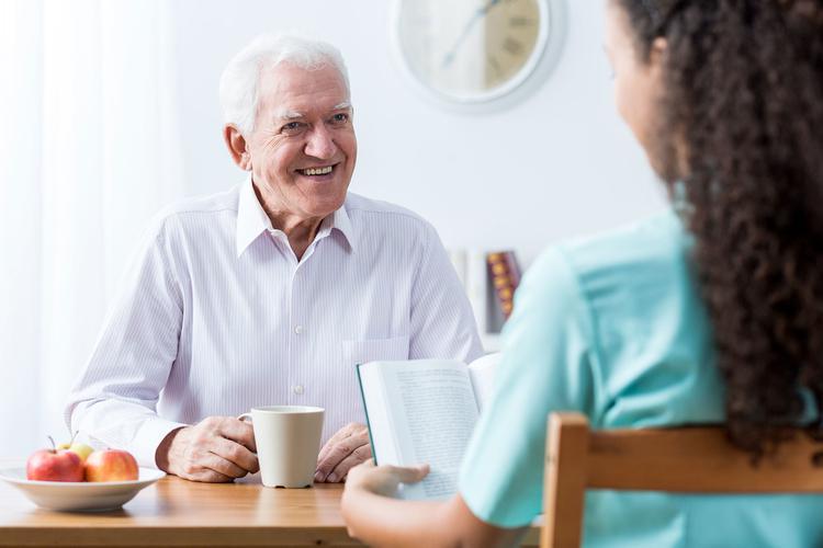 Respite care for caregivers