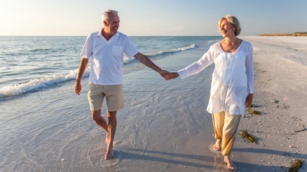 Staying healthy while you age